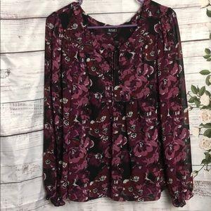 Ana petite blouse